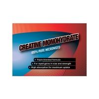 100% Micronised Creatine Monohydrate 250g