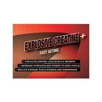 Explosive Creatine Plus 1kg